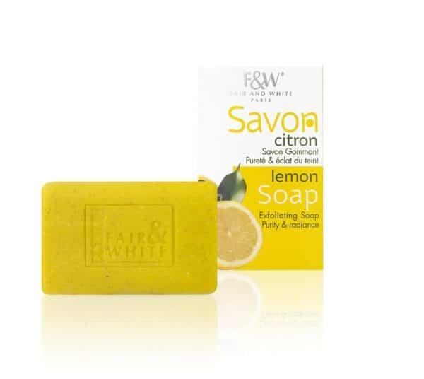 Original Lemon Exfoliating Soap 200 gm NEW!