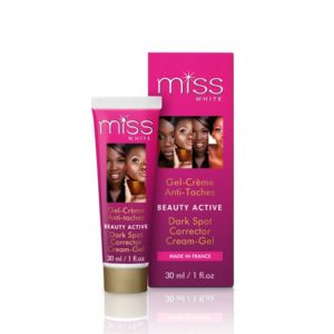 Fair & White Miss White Beauty Active Dark Spot Corrector - Cream Gel