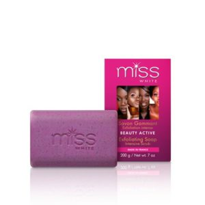 Fair & White Miss White Beauty Active Exfoliating Soap