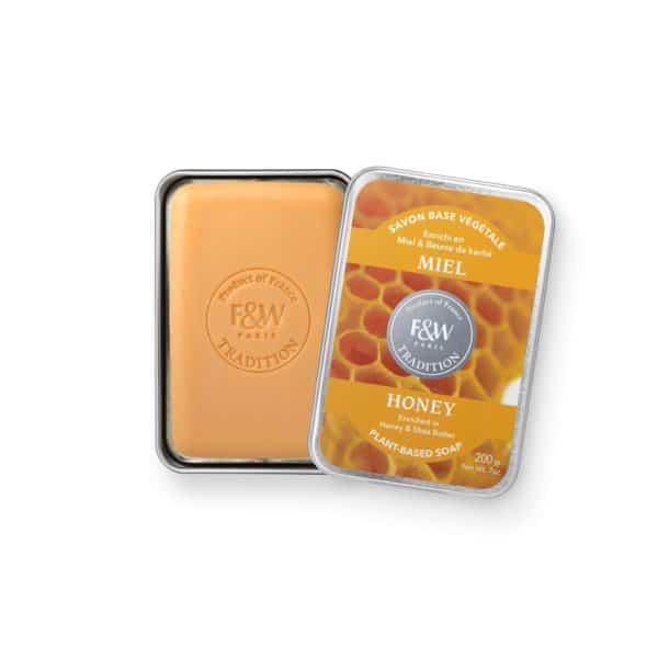 Fair & White Honey Soap 200g