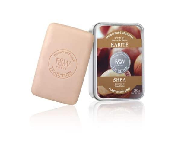 Fair & White Shea Butter Soap 200g